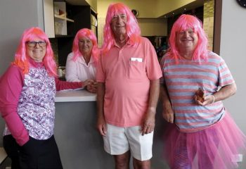2018 Pink Ribbon Day at Mulgrave Country Club