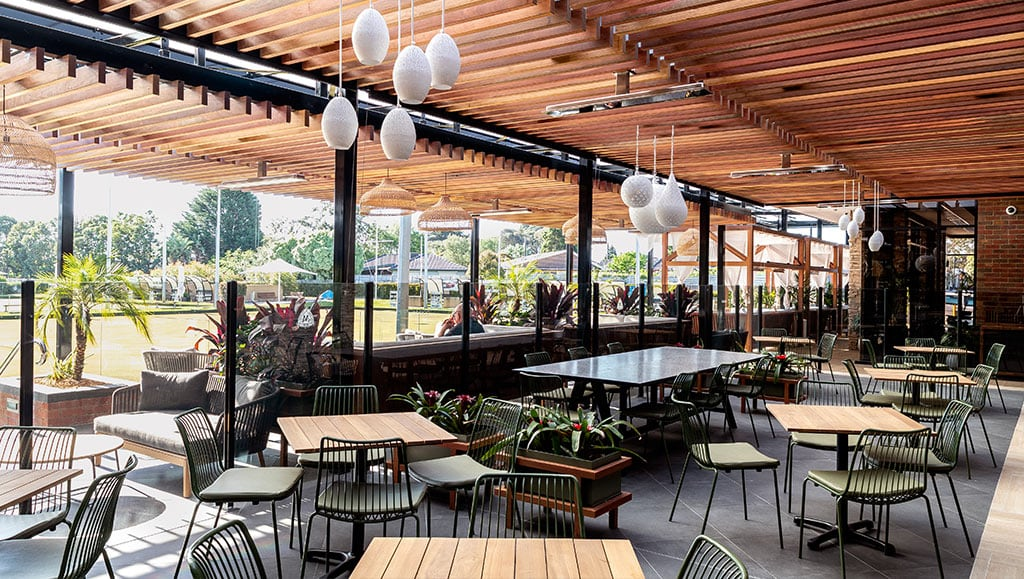 The Terrace at Mulgrave Country Club