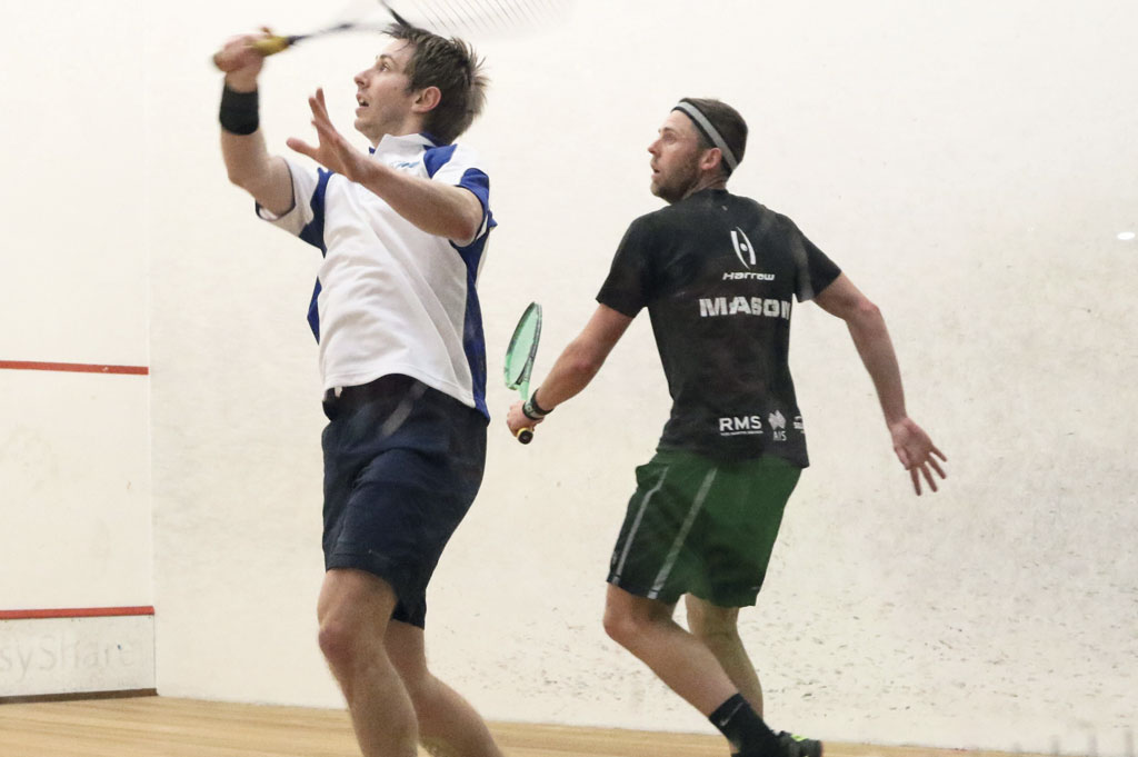 Victorian Squash Open & Graded Championships