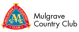 Mulgrave Country Club Lawn Bowls Section Logo