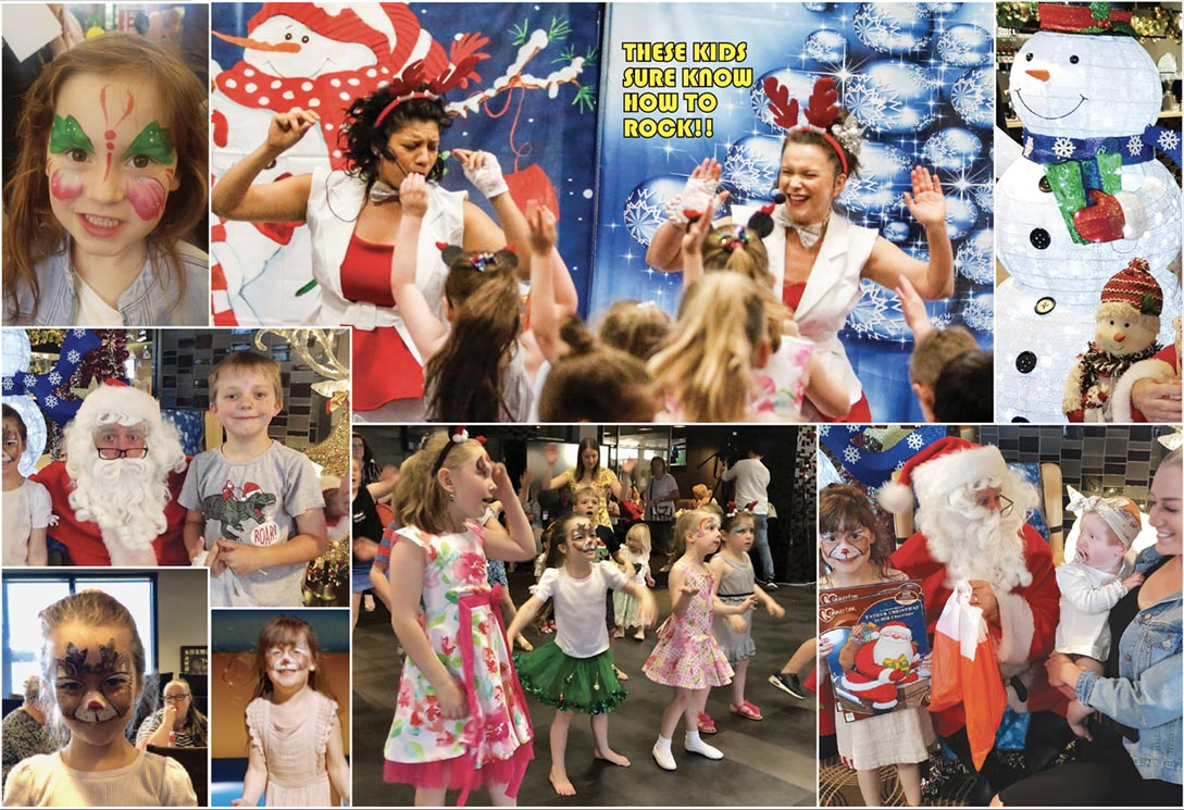Children's Christmas Party at Mulgrave Country Club