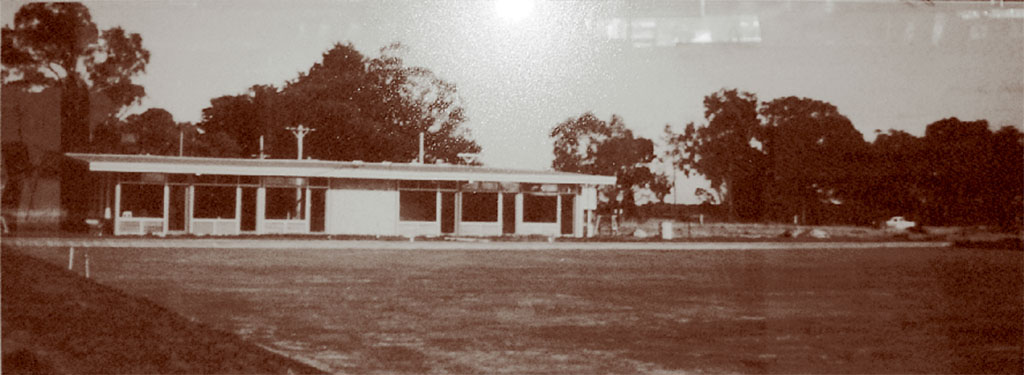 Mulgrave Country Club's first club