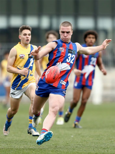 Jack Ross drafted to the Richmond Tigers
