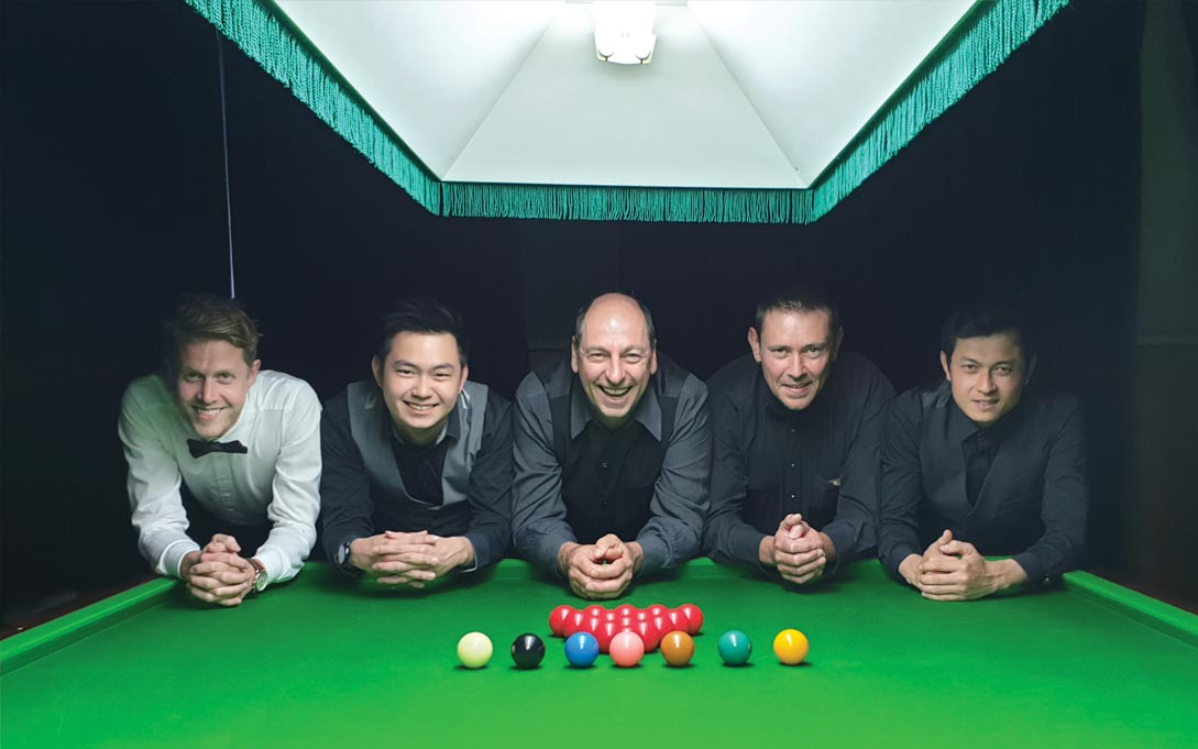 Snooker Section at Mulgrave Country Club