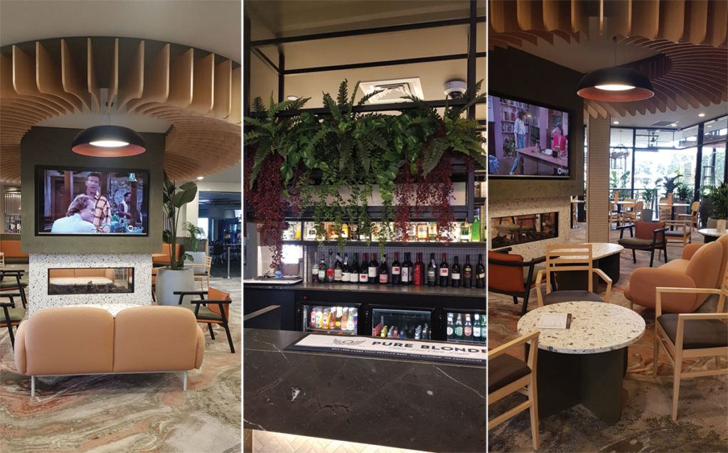 Mulgrave Country Club's New Café